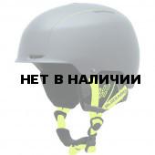Зимний Шлем Blizzard Guide grey matt/neon yellow matt (см:59-63)