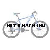 Велосипед Welt Ridge 1.0 D 2017 matt darkblue/blue
