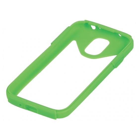 Рамка для телефона BBB 2015 smart phone mount Sleeve Patron GS4 green (BSM-36)