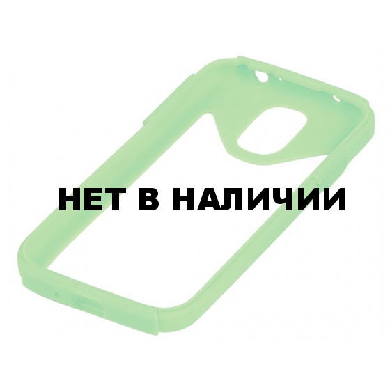 Рамка для телефона BBB 2015 smart phone mount Sleeve Patron GS4 green (BSM-36)
