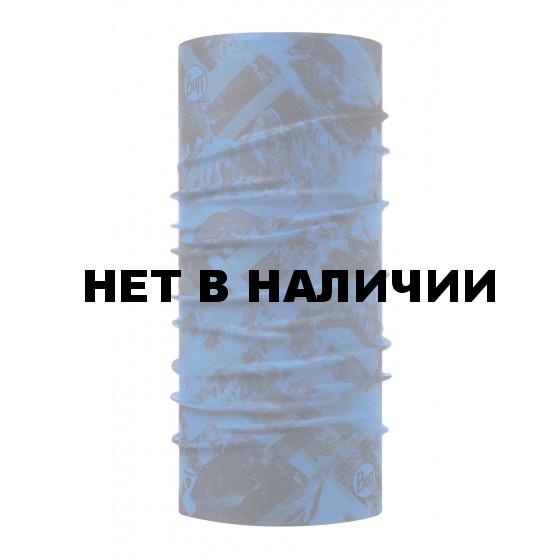 Бандана BUFF THERMONET MOUNTAIN TOP CAPE BLUE