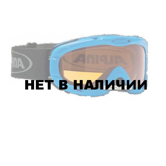 Очки горнолыжные Alpina Ruby S blue_SH S1