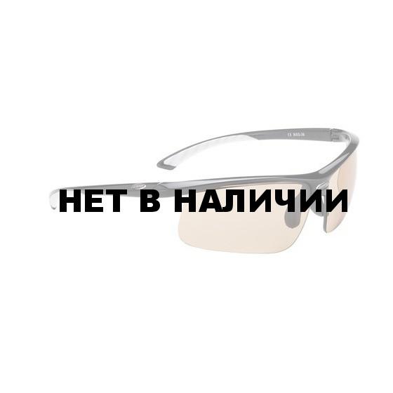 Очки солнцезащитные BBB Winner PH PC Photochromic lens white tips блестящий черный (BSG-39)