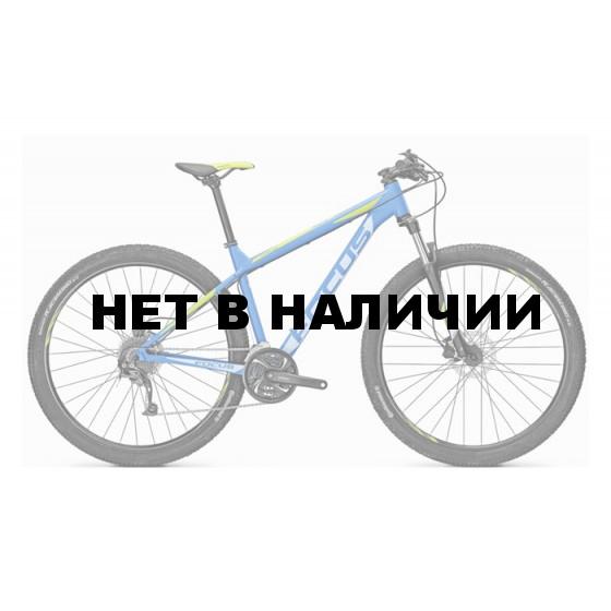 Велосипед FOCUS WHISTLER EVO 29 2016 TORINOBLUEMATT