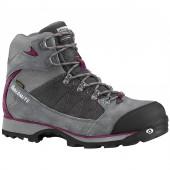 Ботинки для хайкинга (высокие) Dolomite 2018 Antelao GTX WMN Pewter Grey/Windflower Pink