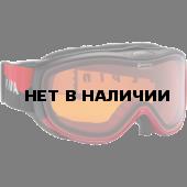 Очки горнолыжные Alpina Challenge 2.0 QH black-red_QH S2