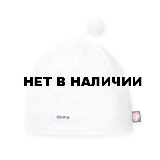 Шапка Kama AW46 (off-white) белый