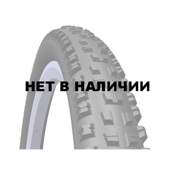 Велопокрышка RUBENA V91 TRITON XFR 26 x 2,45 (62-559) RP [DC] черный