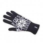 Перчатки флис Kama R12 (black) черный