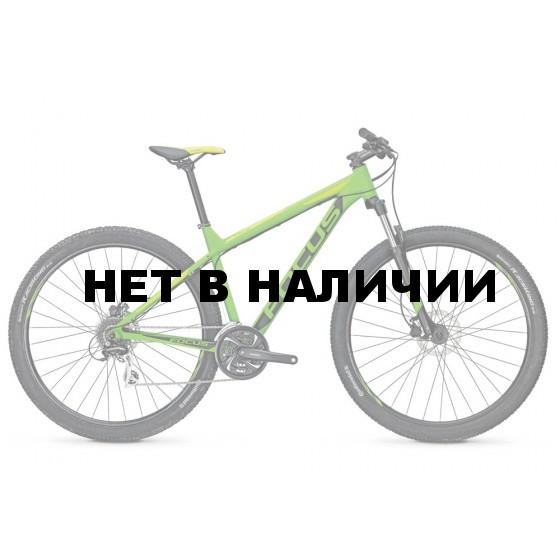 Велосипед FOCUS WHISTLER ELITE 29 2016 HULKGREENMATT
