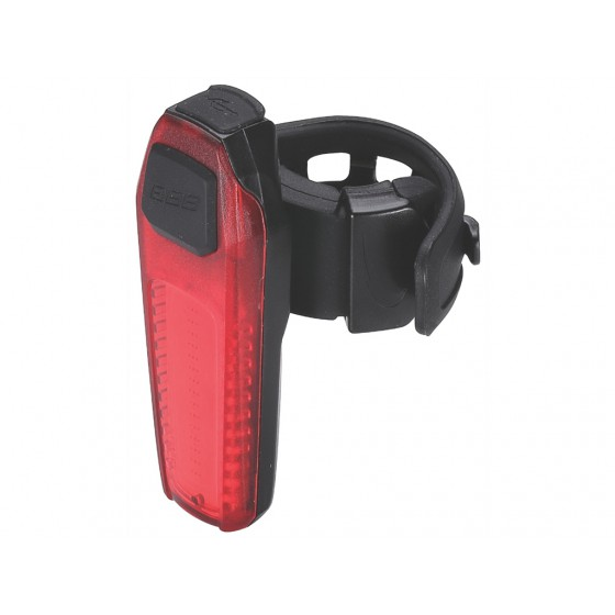 Фонарь задний BBB 2015 minilight rear Signal black rechargeable lithium battery (BLS-82)