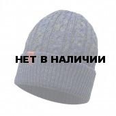 Шапка BUFF KNITTED HAT BRAIDY MOSS