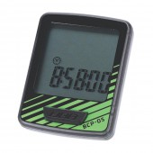 Компьютер BBB DashBoard 7 functions проводной черный/зеленый (BCP-05)