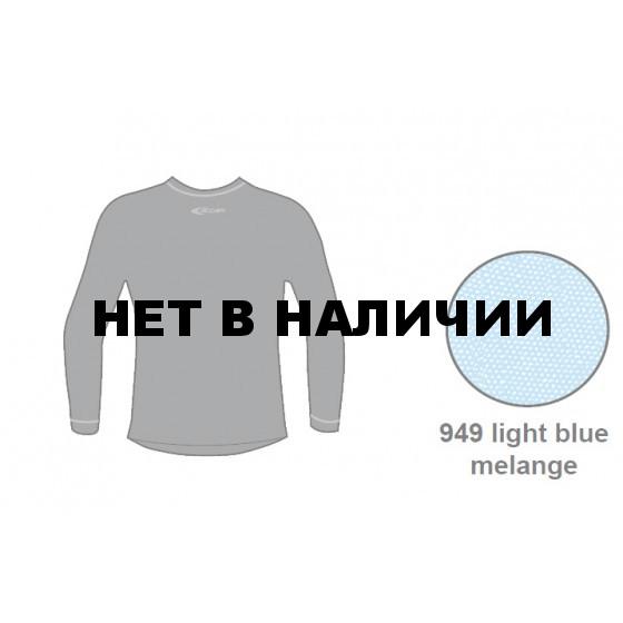 Футболка с длинным рукавом ACCAPI TECNOSOFT PLUS LONGSL.T-SHIRTJR light blue melange (голубой)