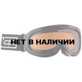 Очки горнолыжные Salice 884DA BLACK/BROWN