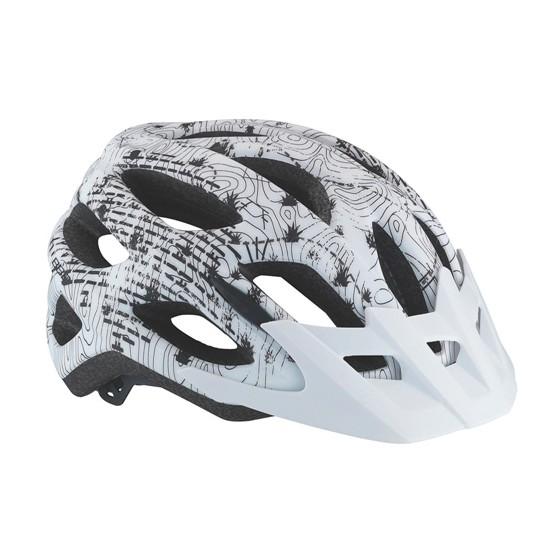 Летний шлем BBB Varallo champery matt white (BHE-67)