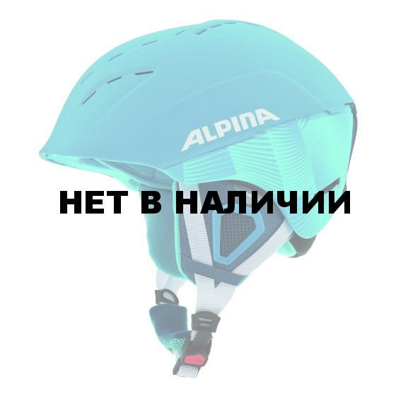 Зимний Шлем Alpina 2015-16 FREERIDE SPICE blue white matt