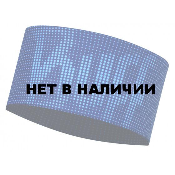 Повязка BUFF HEADBAND DEEP LOGO DARK NAVY