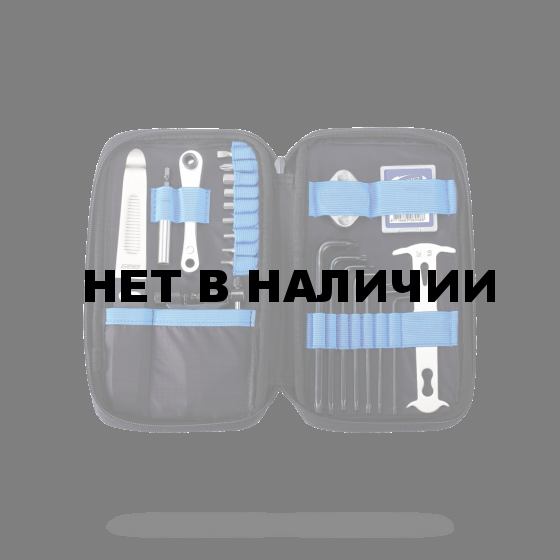 Съемник BBB Compactkit 7 pieces in softcase