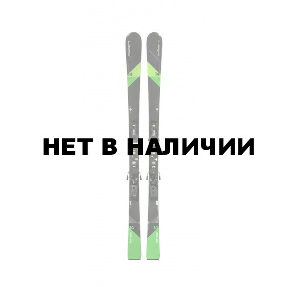 Горные лыжи с креплениями Elan 2017-18 Amphibio 14Ti ELX 11 Fusion