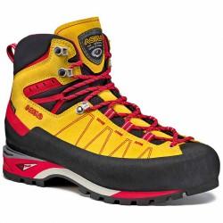 Ботинки для альпинизма Asolo Alpine Piz GV Mimosa / Fire Red