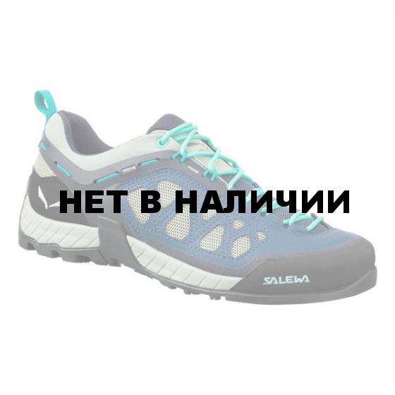 Ботинки для хайкинга (высокие) Salewa 2018 WS FIRETAIL 3 Dark Denim/Aruba Blue