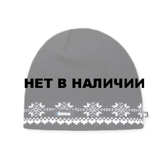 Шапка Kama A11 (black) черный