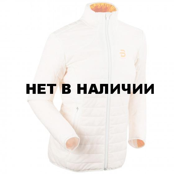 Куртка беговая Bjorn Daehlie 2017-18 Jacket Incline Wmn Snow White