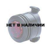 Фонарь задний BBB Spy USB15 lumen rechargeble lithium battery черный