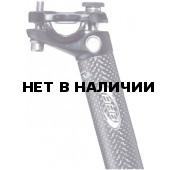 Подседельный штырь BBB seatpost FiberPostII with white silver logo (31.6 /300) carbon (31.6 /300) (BSP-32 (31.6 /300))
