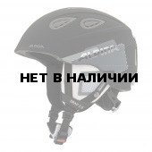Зимний Шлем Alpina GRAP 2.0 black-grey matt
