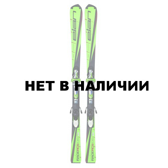 Горные лыжи Elan 2016-17 RCS PLATE