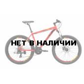 Велосипед Welt 2018 Ridge 1.0 HD matt dark red/yellow (US:M)
