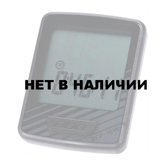 Компьютер BBB DashBoard 12 functions проводной черный/серый (BCP-16W)