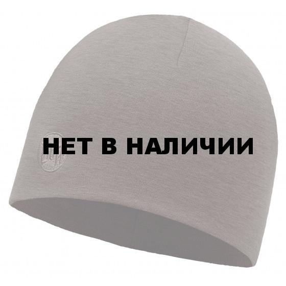 Шапка BUFF HEAVYWEIGHT MERINO WOOL HAT SOLID WALNUT BROWN