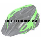 Велошлем Alpina 2018 FB Jr. 2.0 black-green
