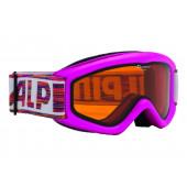 Очки горнолыжные Alpina CARAT D pink DH (б/р:ONE SIZE)