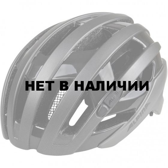 Велошлем Alpina 2018 Campiglio titanium-black