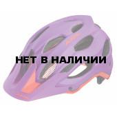 Велошлем Alpina 2018 Carapax steelgrey-smaragd