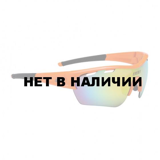 Очки солнцезащитные BBB 2018 Select XL MLC orange XL lens black tips оранжевый