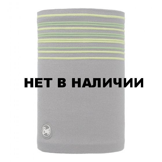 Шарф BUFF KNITTED & POLAR NECKWARMER BUFF® STOWE GREY CASTLEROCK-GREY CASTLEROCK-Standard/OD