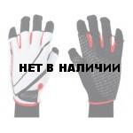 Перчатки велосипедные BBB Racer white red (BBW-32_white red)