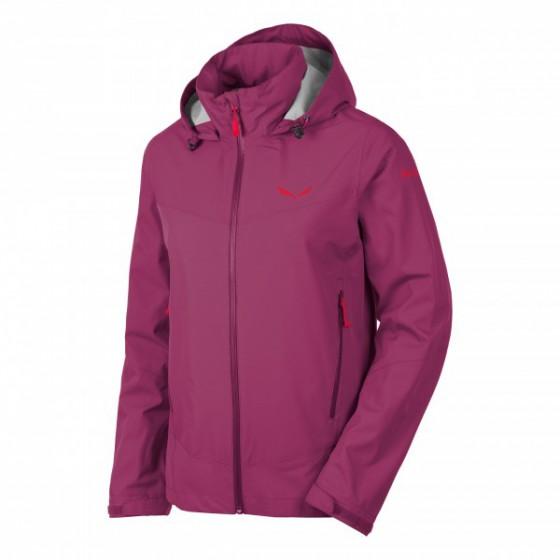 Куртка для активного отдыха Salewa 2016 PUEZ PTX 2.5L W JKT red onion