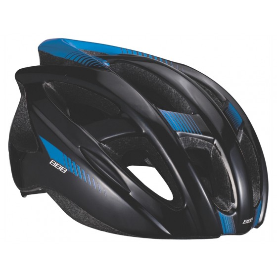 Летний шлем BBB 2015 helmet Hawk black blue (BHE-27)