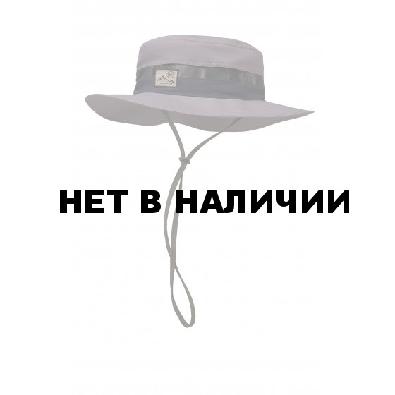 Панама BUFF BOONEY HAT INKED GREY