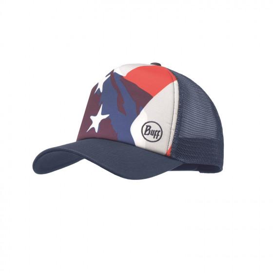 Кепка BUFF TRUCKER CAP AMERICA MULTI
