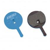 Тормозные колодки BBB DiscStop comp.w/Avid Ball Bearing 5 w/spring (BBS-43T)