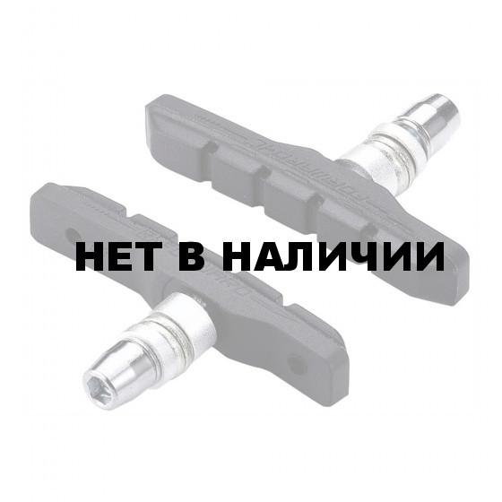 Тормозные колодки BBB TriStop solid black compound (BBS-16)