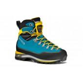 Ботинки для альпинизма Asolo Alpine Piolet Gv Dark Aqua / Yellow