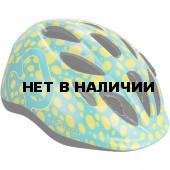 Летний шлем HAMAX 2018 Skydive ЗЕЛЁНЫЙ / ЖЁЛТЫЙ